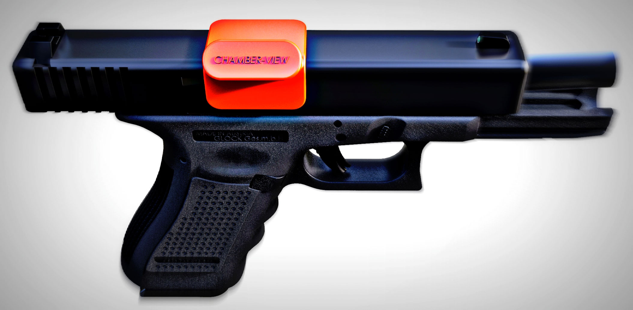 Chamber-View ECI for 9mm & .40 Pistols