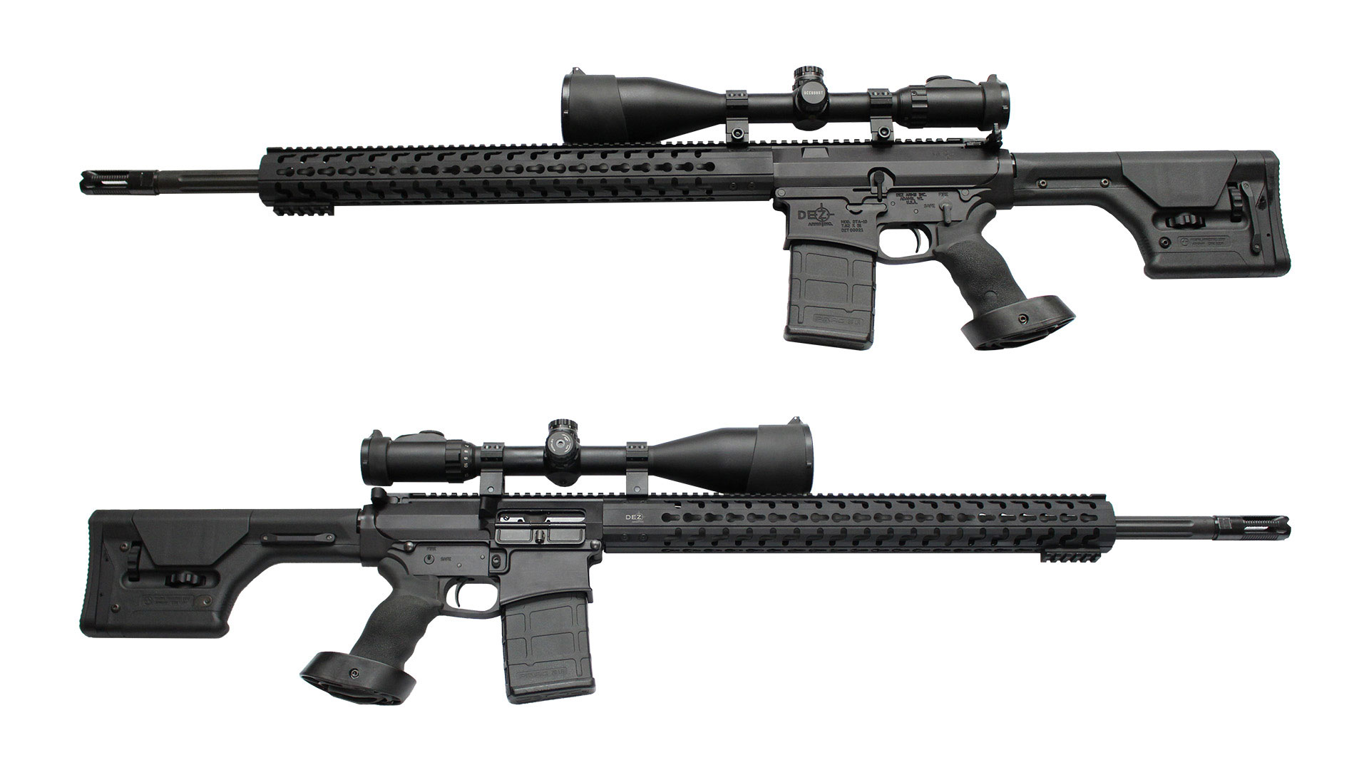 DEZ Tactical Arms DZT-USAR10-24 Rifle