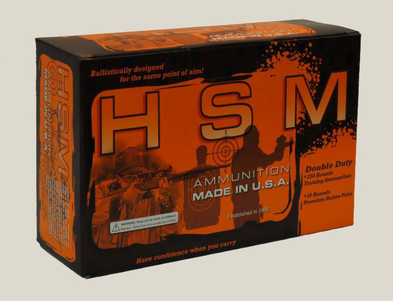 HSM Ammo Double Duty Combo Pack