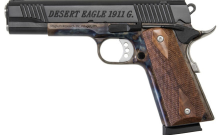 Magnum Research has partnered with Cabela's to offer four exclusive new designs for the Desert
