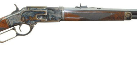 Navy Arms has returned to the replica business with a completely new line of 1873 lever action