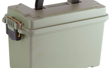 Plano's Ammo Can is predicated on maximizing cargo space and offering infallible protection of its