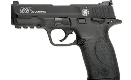 S&W's polymer frame M&P22 Compact incorporates a variety of features inherent to the design