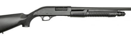 Sarco-shotgun