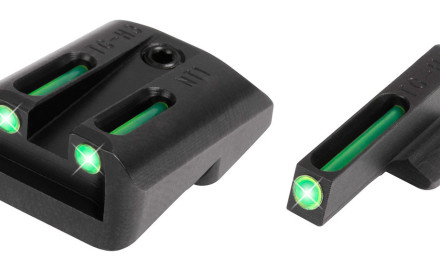TRUGLO introduces its new 1911 Model for the BRITE-SITE TFO (Tritium/Fiber-Optic) family of handgun