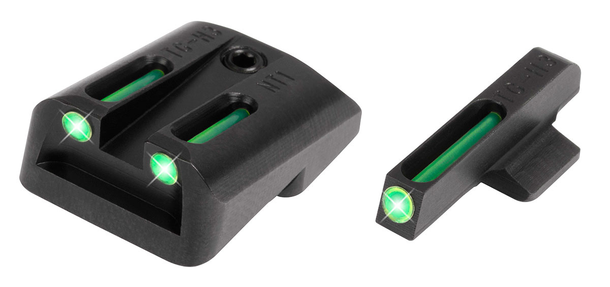 TRUGLO BRITE-SITE TFO for 1911 Pistols