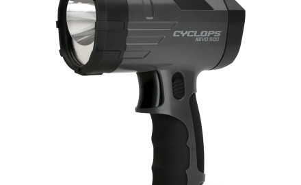 The XEVO 500 features 500 lumens of brilliant light powered with a Hi-Power Luxeon LED light and is