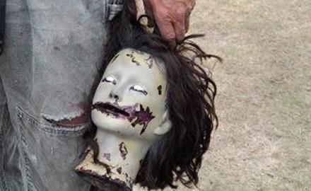 beheading