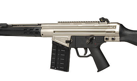PTR Industries announces its new PTR South Carolina Commemorative Rifle (PTR SCCR). Chambered in