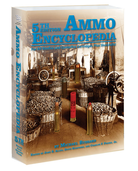 Blue Book 5th Edition Ammunition Encyclopedia