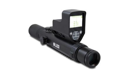 The DigieScope is easy to use--just focus-center-shoot with both eyes open. It features rugged,
