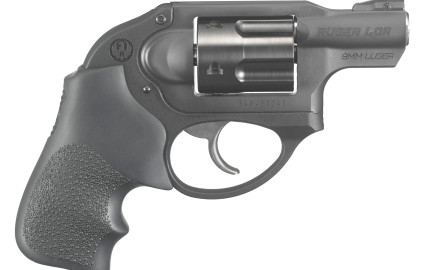 Ruger has expanded its line of Light Compact Revolvers (LCR) with a version chambered for the popular 9mm Parabellum cartridge.