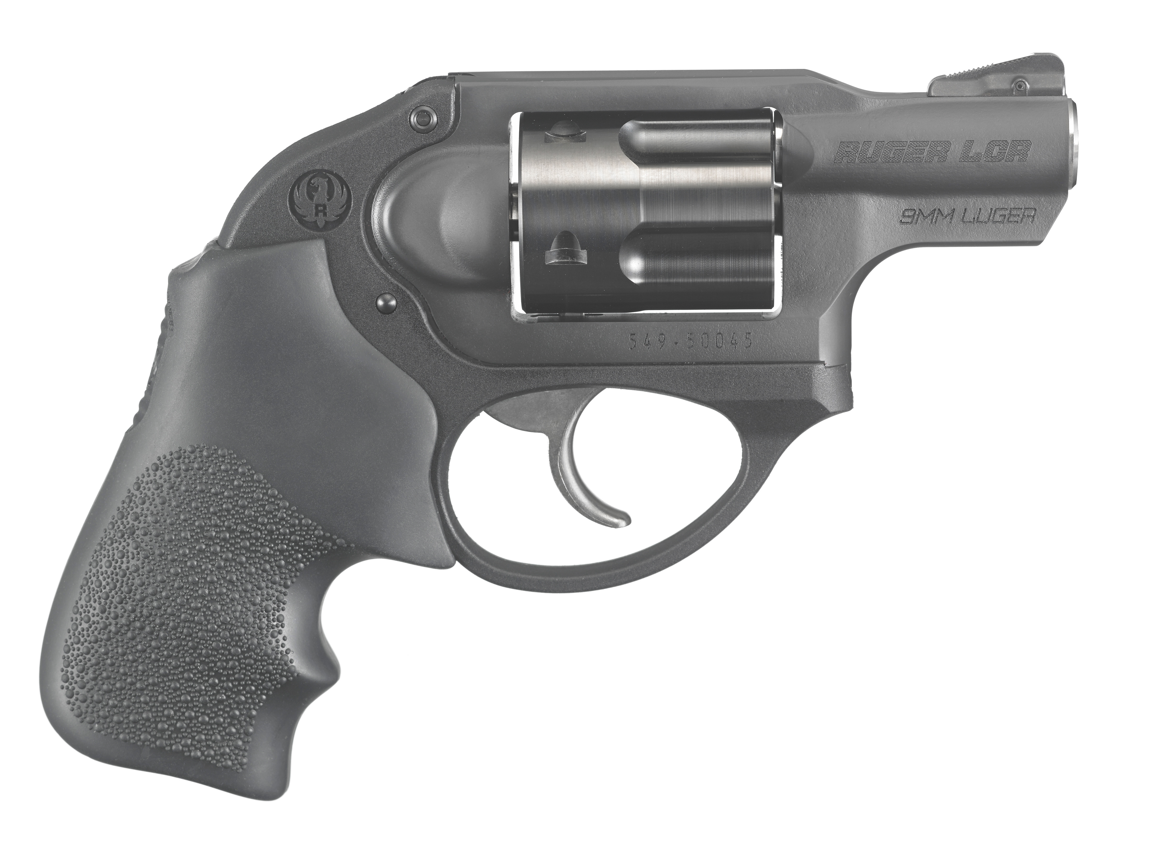 Ruger LCR in 9mm Parabellum