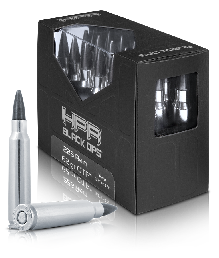 HPR Black Ops Ammunition