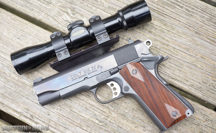 The mechanical accuracy available from a 1911 pistol is primarily the result of barrel fit or lack