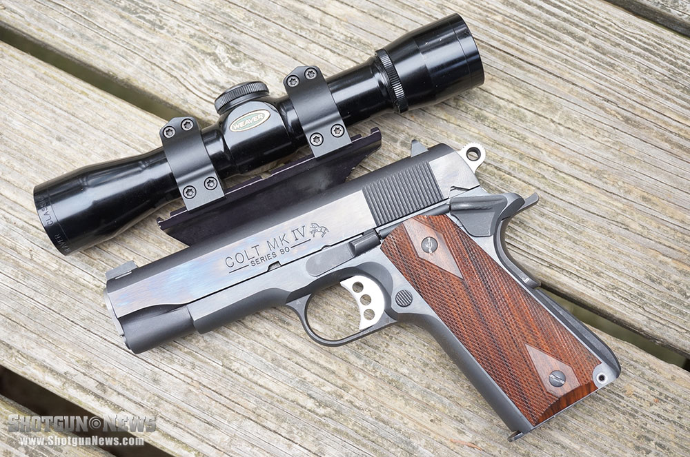 The 1911: Why We Fit Barrels