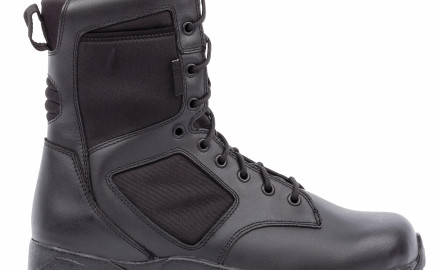 The Black Ops V2 Boots have CORDURA and abrasion-resistant leather upper with Vibram outsole for
