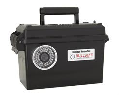 This fully self-contained target camera weighs only 5 lbs. and is the perfect solution to those