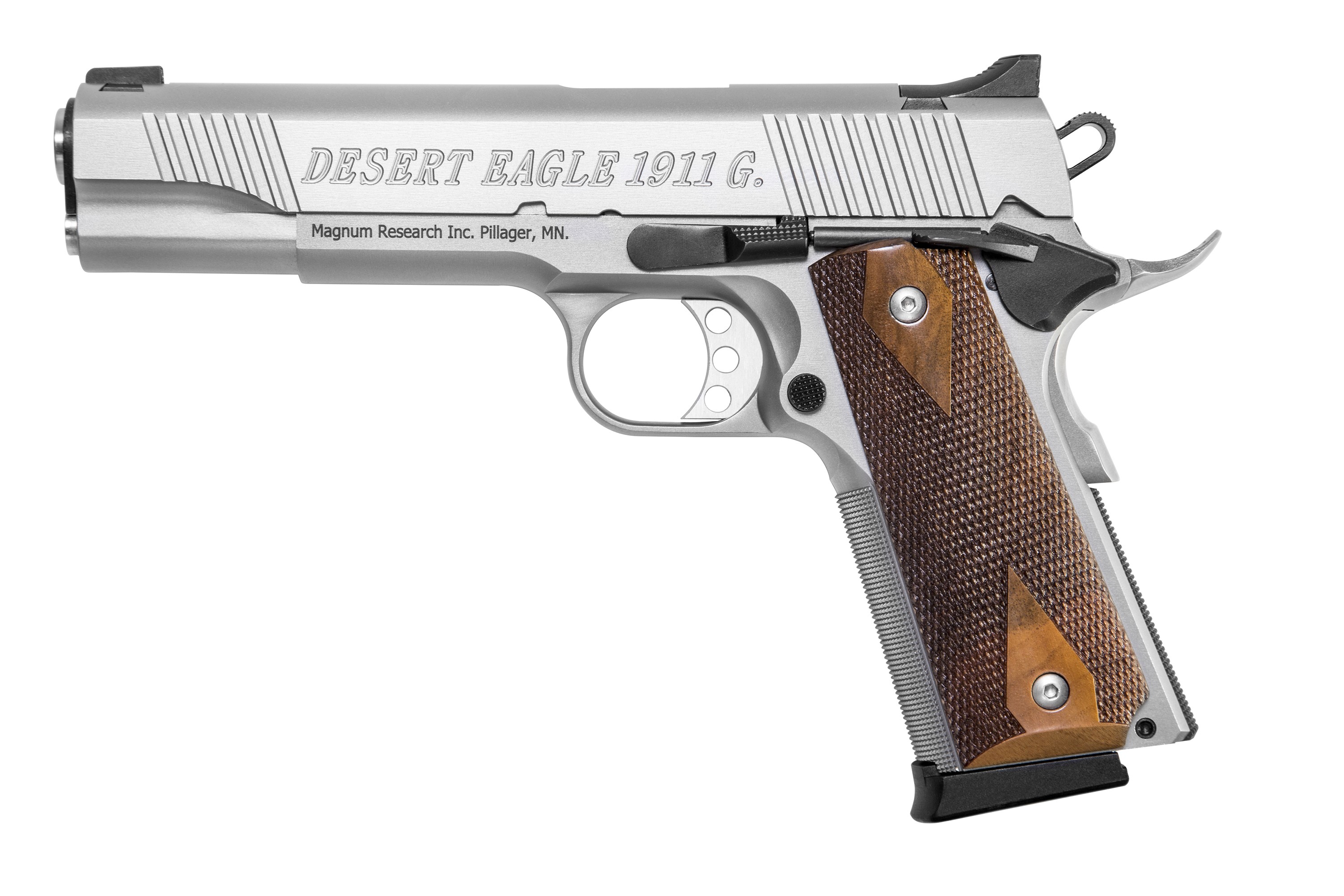New Desert Eagle 1911 Pistols