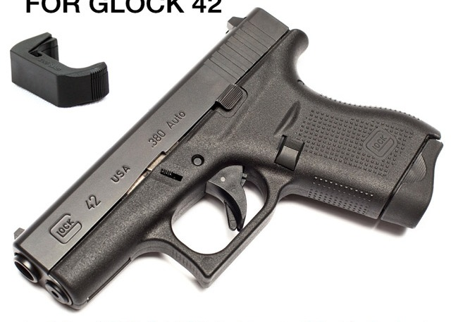 Red State Tactical Vickers Mag Release for Glock 42