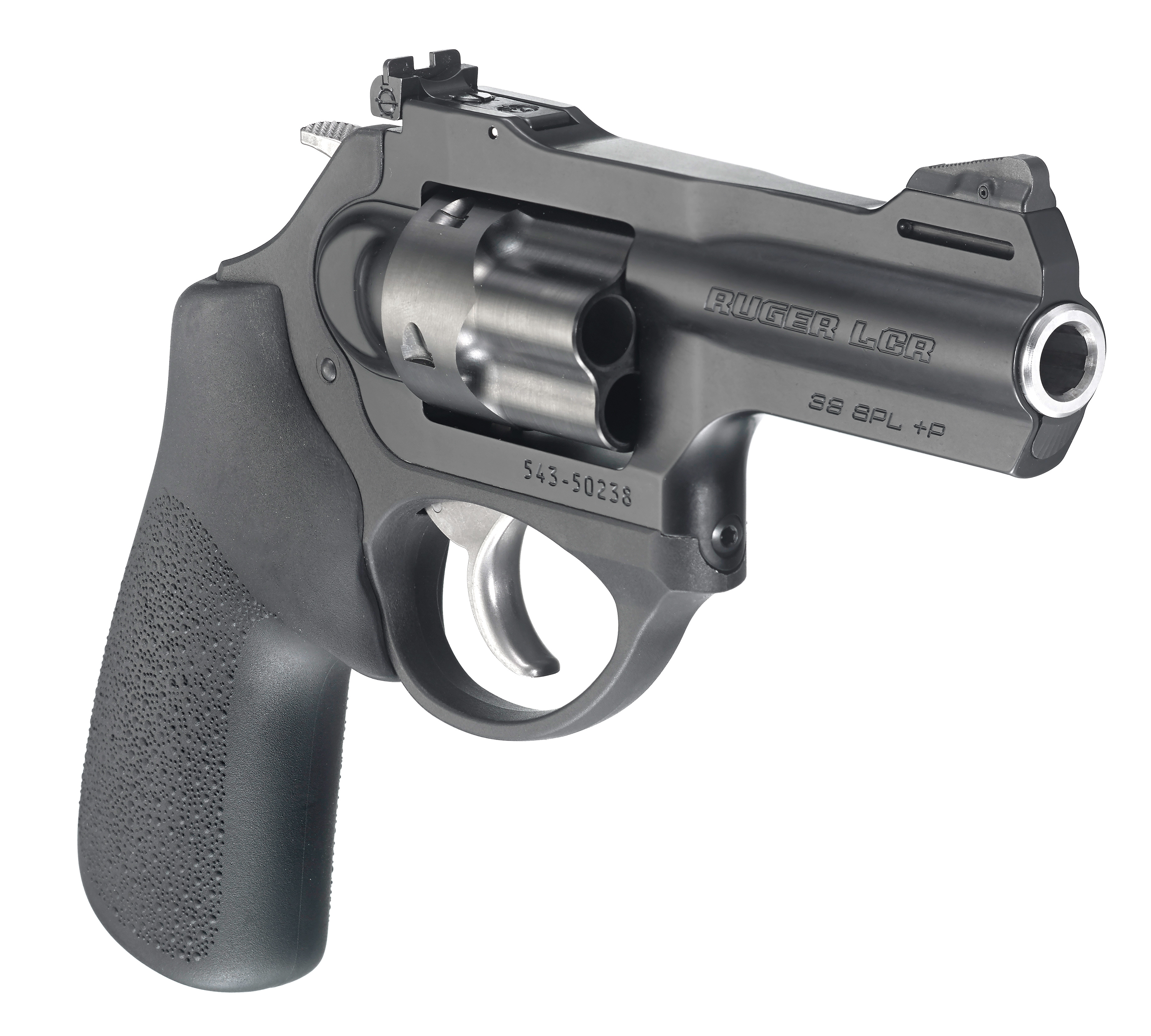 "Ruger LCRx Revolver with 3"" Barrel"