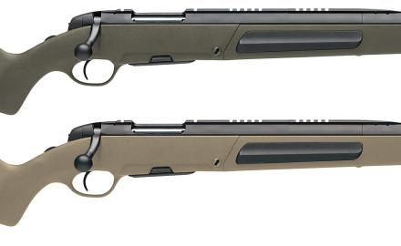 Steyr Scout rifles