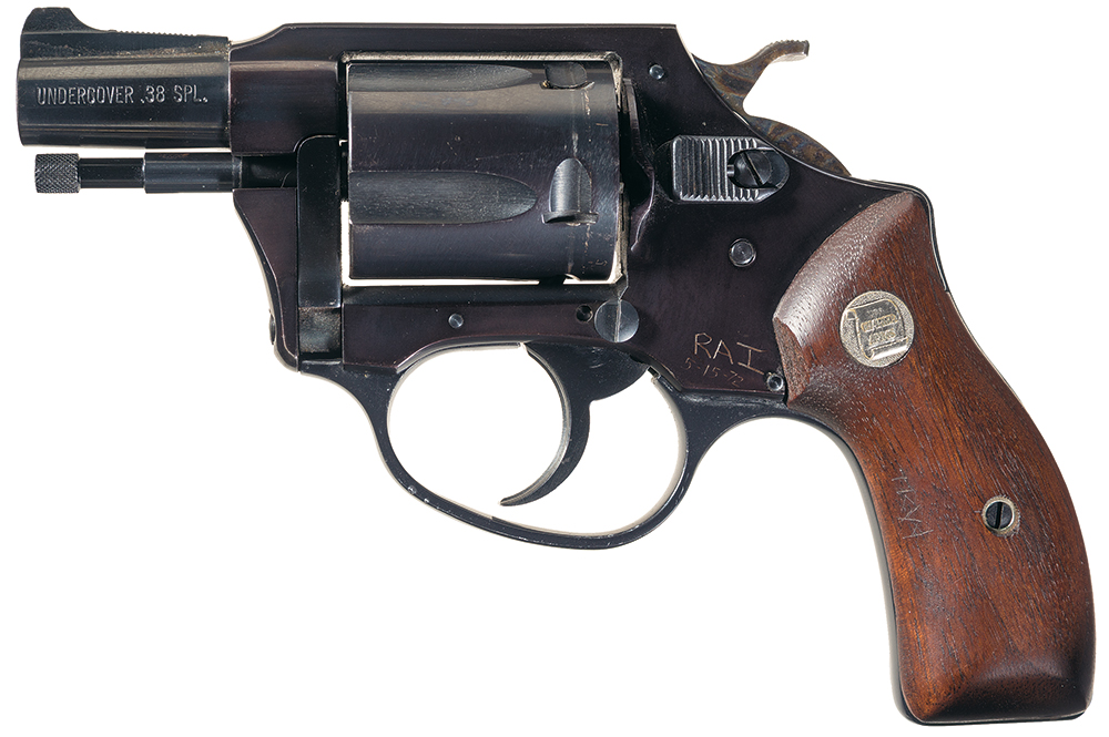 Gun Used To Shoot Wallace Up for Auction