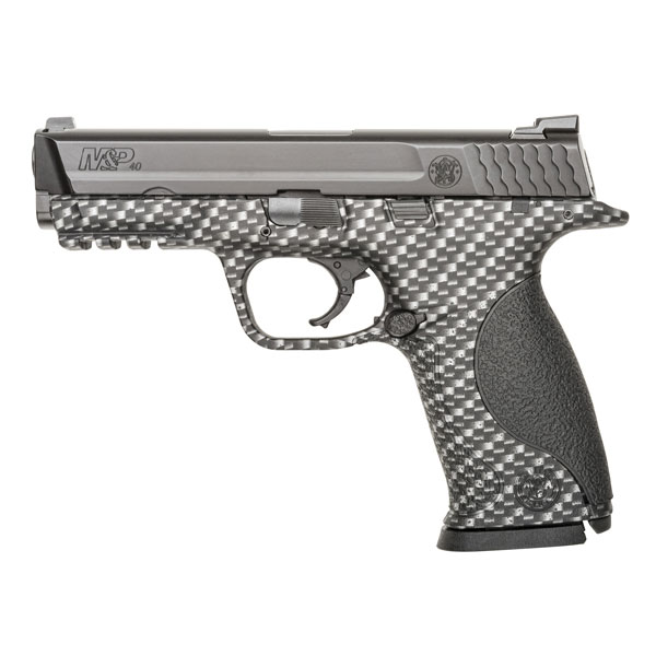S&W Adds FDE, Carbon Fiber Finishes to M&P Pistols