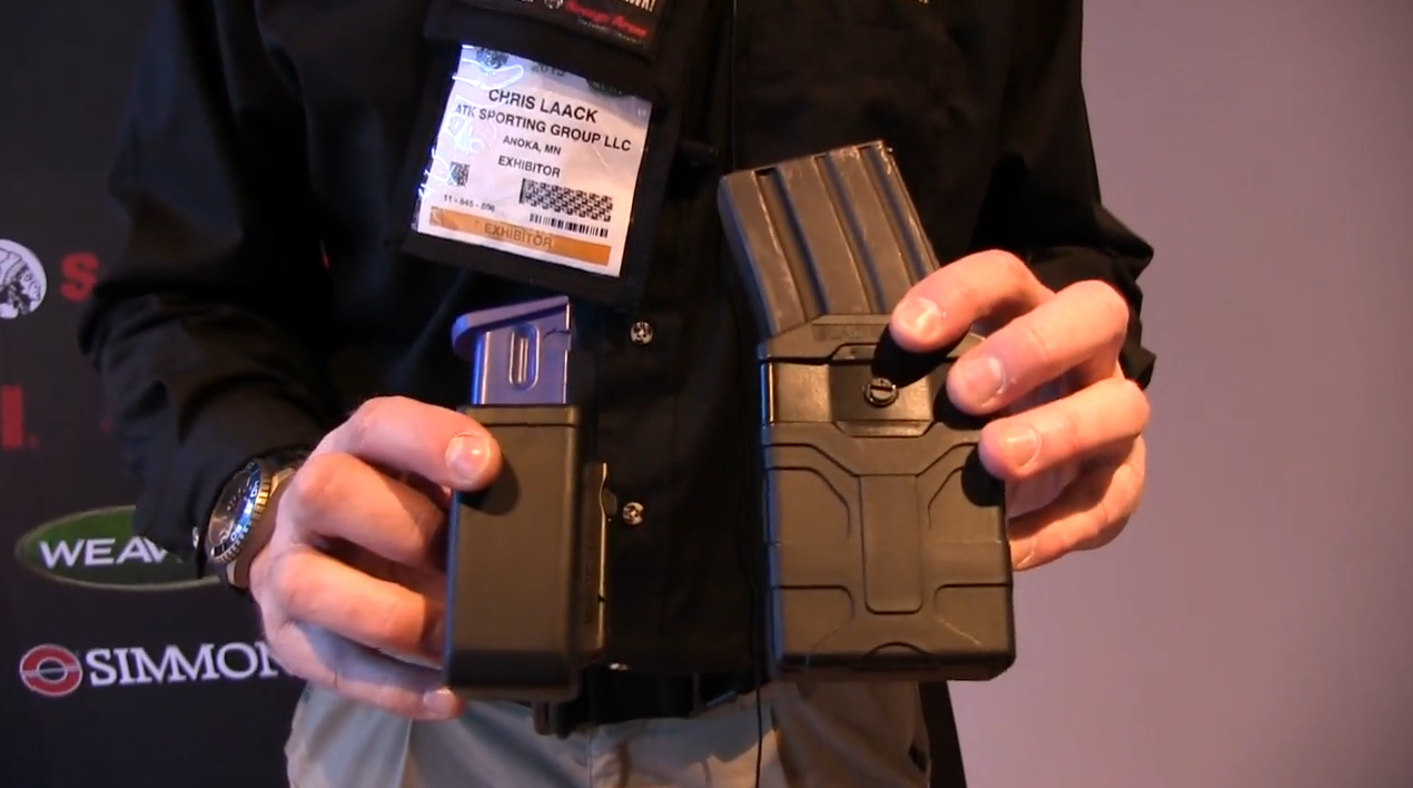 Blackhawk Introduces Quick-Mod Magazine Cases