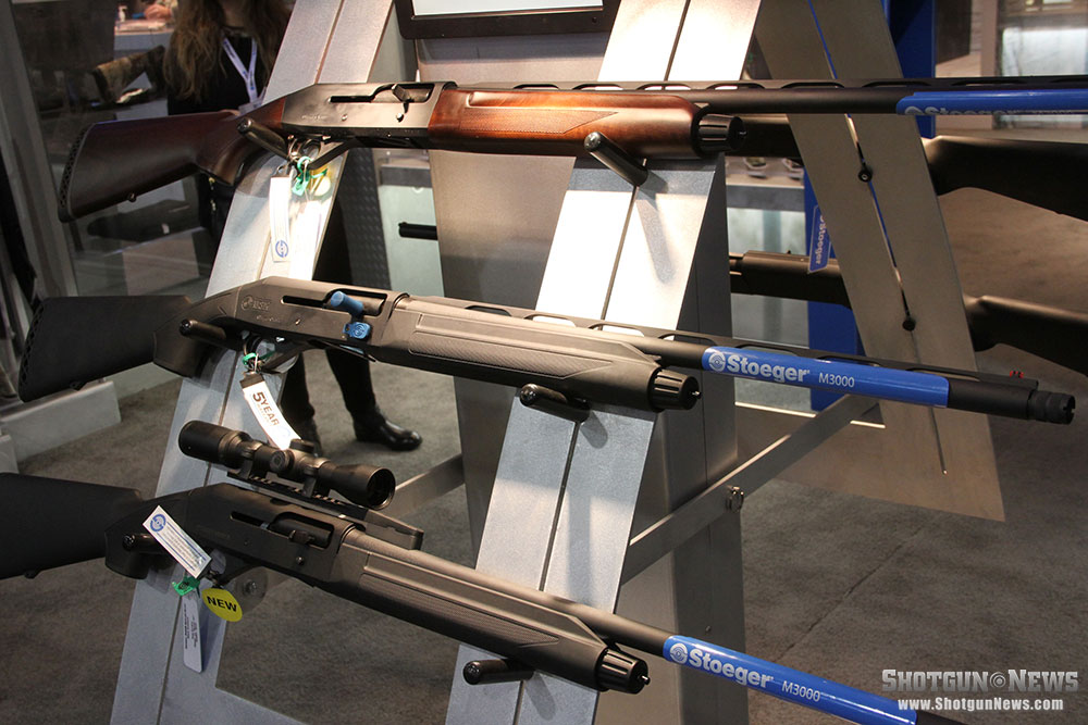 Stoeger's New Built-for-Competition M3K Shotgun