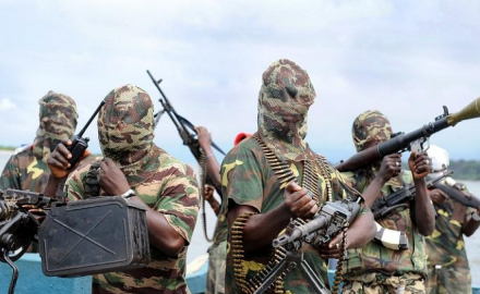 Boko Haram, an Islamist group whose name means