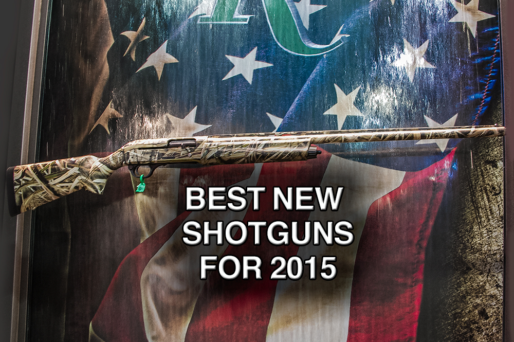 Best New Shotguns for 2015