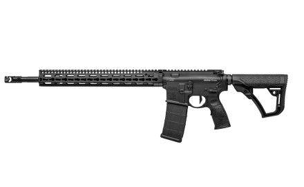 The V11 Pro Series Rifle from Daniel Defense is built around an 18-inch barrel and rifle length gas