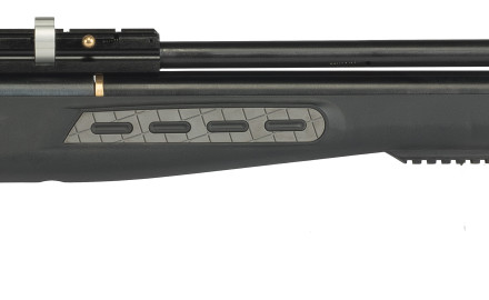 Hatsan's big bore Carnivore airgun is available in .30 and .35 caliber with muzzle velocities up to