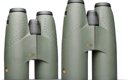 Meopta's two new high-performance binoculars, the MeoStar 12x50 HD and MeoStar 15x56 HD, feature