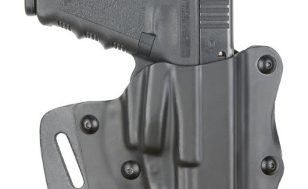 Safariland's 537 GLS and 547 PRD Open Top Concealment Belt Slide Holsters feature Safariland's