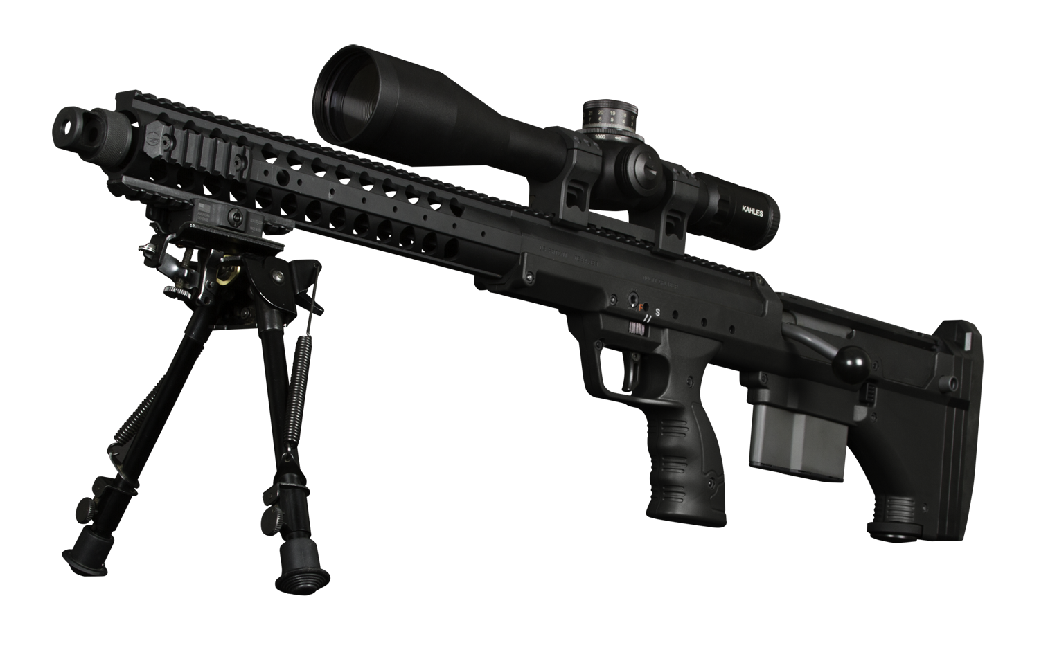Desert Tech Stealth Recon Scout A1 Rifle