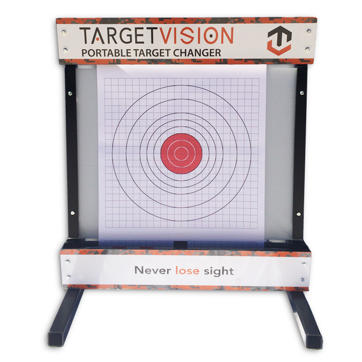 TargetVision Portable Remote Target Changer
