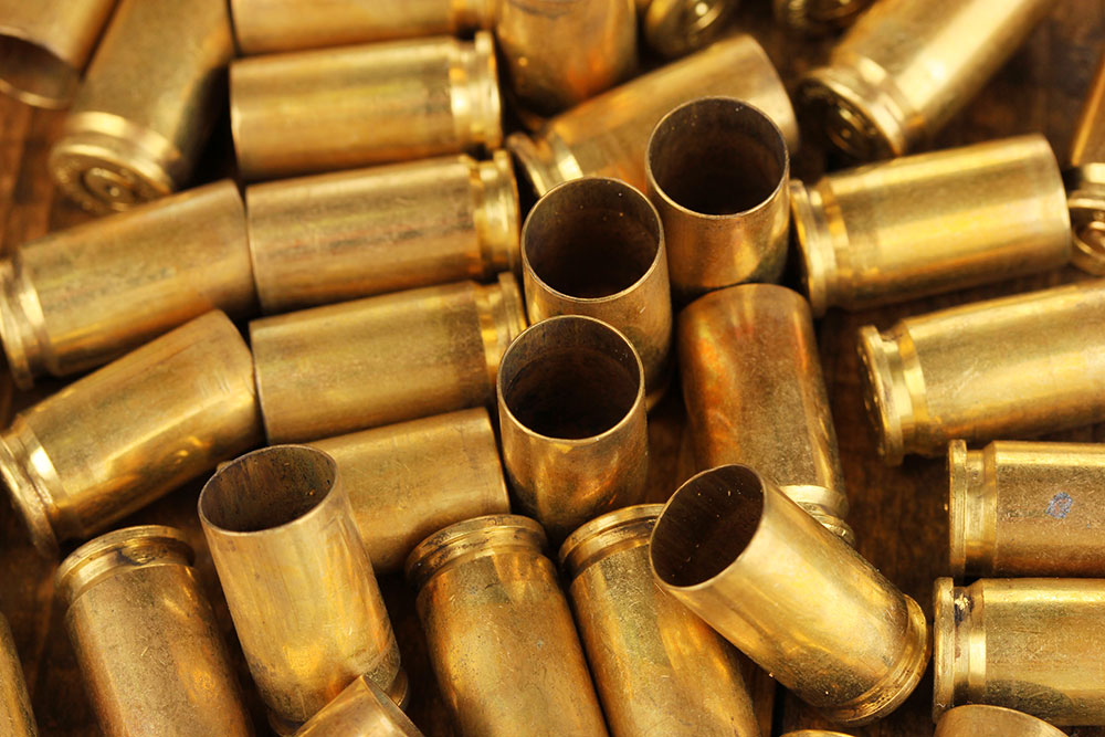 Maryland Stockpiles Pistol Brass: To What End?