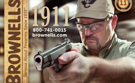 Brownells 11th Edition 1911 Catalog has more than 70 pages of the parts, tools and accessories for