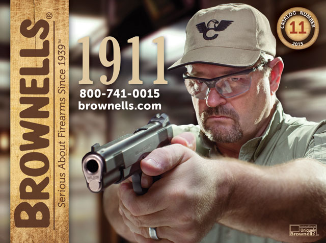 Brownells 1911 Catalog #11