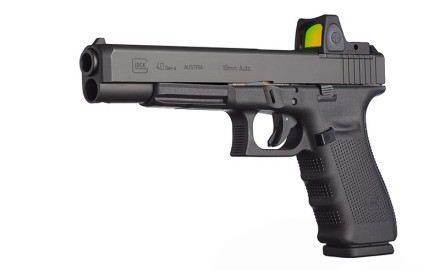 Handgun hunters and fans of the 10mm cartridge are going to like GLOCK's G40 Gen 4 pistol with the