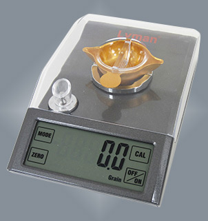 Lyman Pro-Touch 1500 Powder Scale