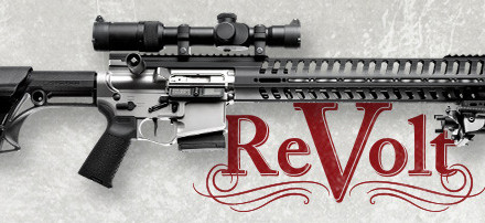 Part AR-15, part bolt-action, POF-USA's .308 ReVolt Bolt-Action rifle is a perfect choice for hunters and Law Enforcement.