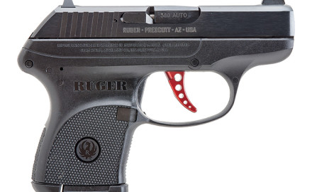 The new Ruger .380 LCP Custom combines a host of factory installed upgrades to the venerable LCP,