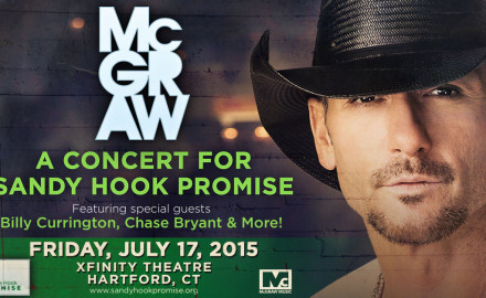 Yesterday's report on country singer Tim McGraw's pending appearance in a benefit concert for Sandy