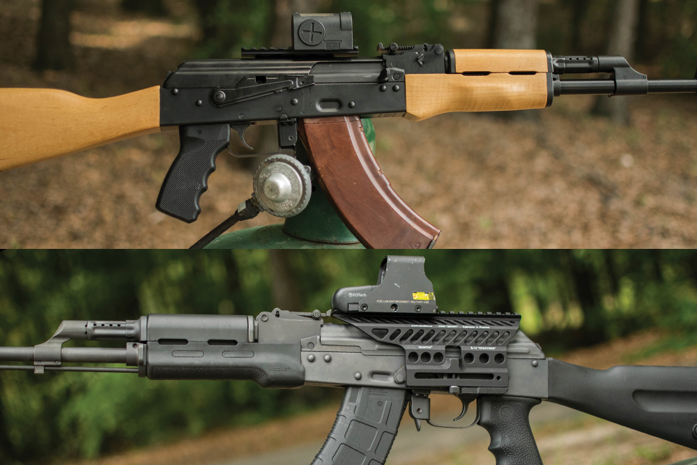 American AK Showdown: Century Arms RAS47 vs. DDI AK-47F