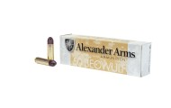 PolyCase Ammunition and Alexander Arms Create .50 Beowulf ARX
