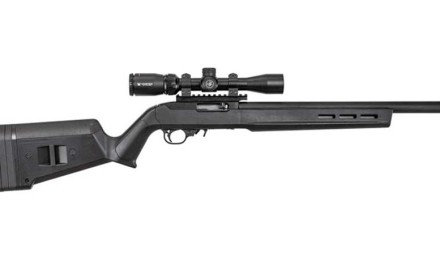 Magpul Industries just released a stock that'll make your factory Ruger 10/22 look badass.