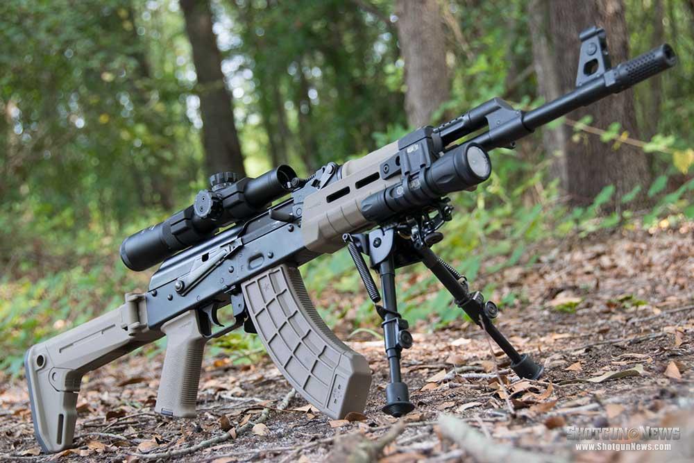 5 Ak Accessories To Modernize Your Cold War Comrade Firearms News